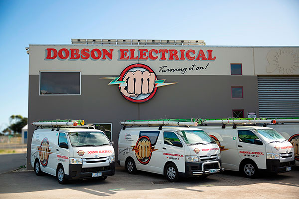 dobson electrical about us